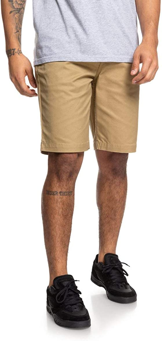 DC Men's Worker Straight 20.5 Walk Shorts