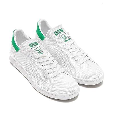 save off 4e014 a6624 Amazon.com | adidas Originals Men's Stan Smith Shoes BB0065 ...