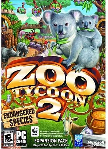 zoo tycoon 2 ultimate collection iso
