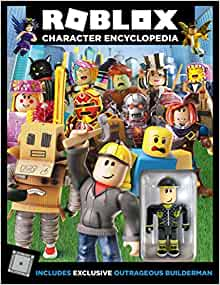 Roblox Character Encyclopedia Official Roblox Books Harpercollins 9780062862648 Amazon Com Books