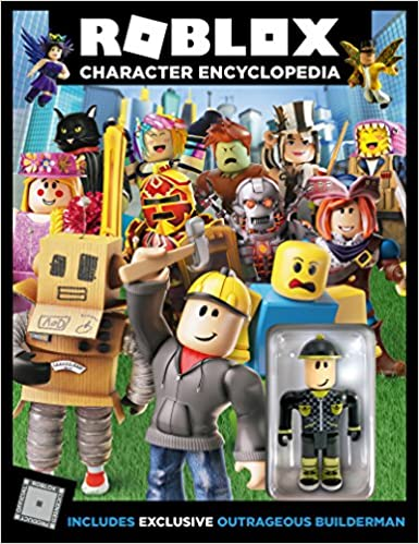 Roblox Character Encyclopedia Official Roblox 9780062862648
