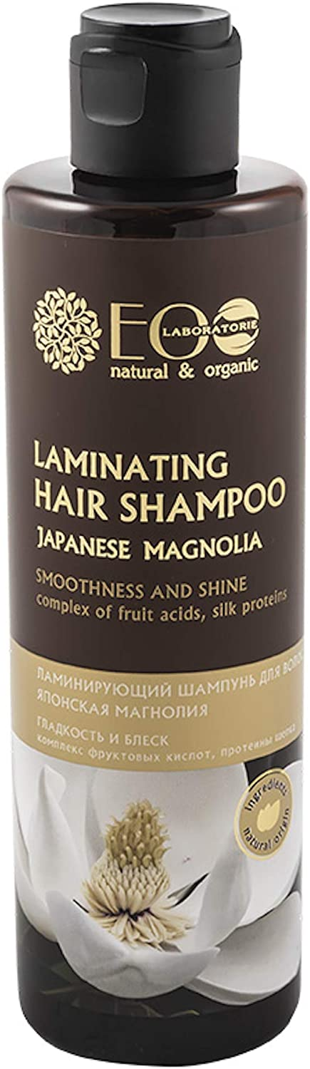 EoLab Laminating Hair Shampoo Japanese Magnolia 250ml: Amazon.es: Belleza