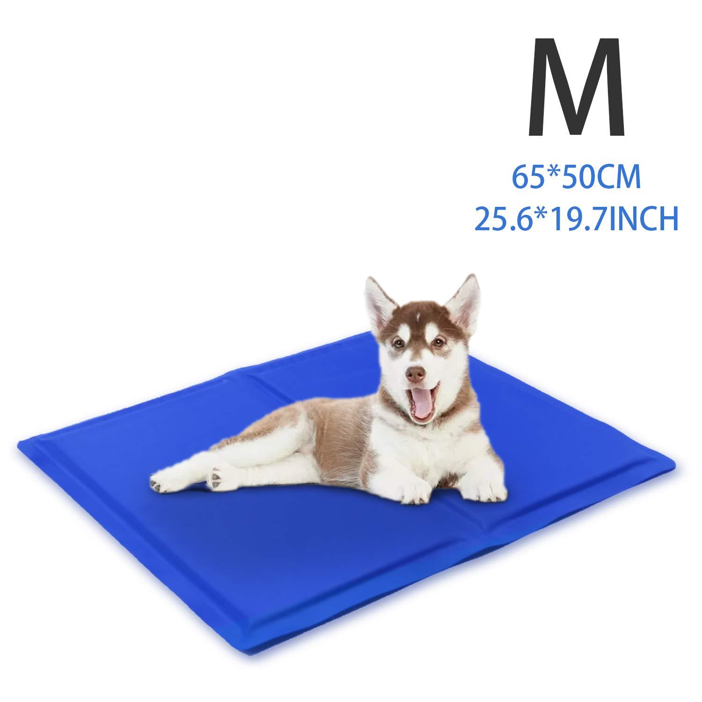 AlfaView Alfombra de enfriamiento para Mascotas para Perros y ...