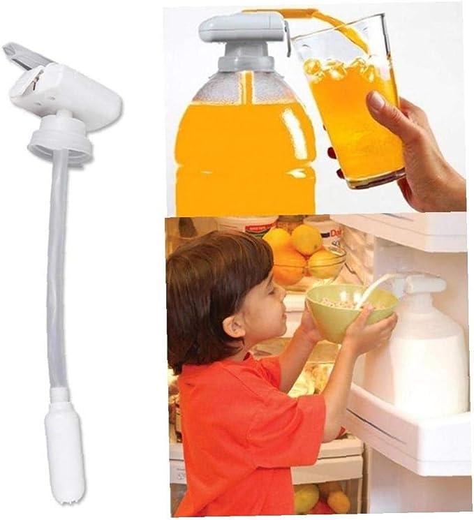 Partido de la Bomba de Agua automática Universal Bebe el Zumo de Botella de la Bebida de la máquina expendedora del chapoteo del Agua al Aire Libre casera de la Cocina: Amazon.es: