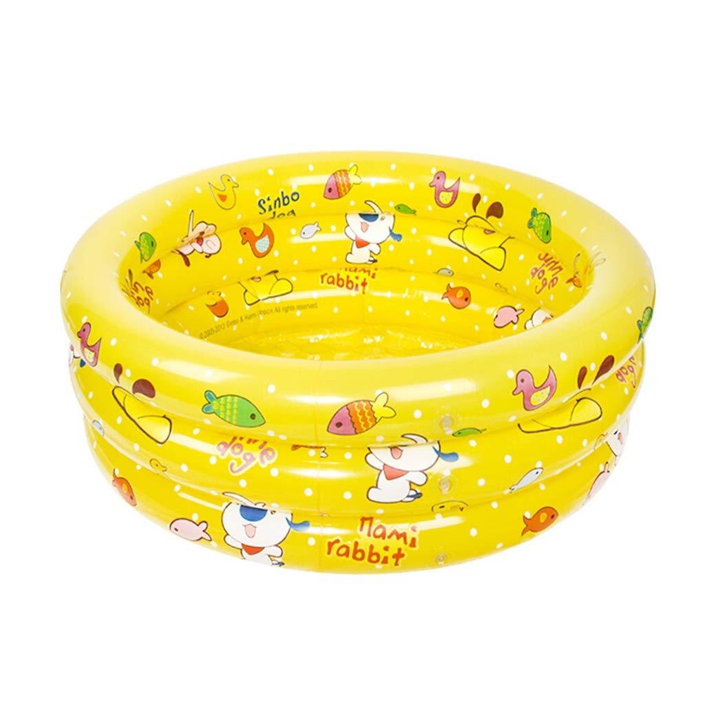 DSADDSD Piscine extérieure Gonflable pour Enfants Piscine pour Enfants Piscine portable Piscine pour Enfants (Couleur   1 )