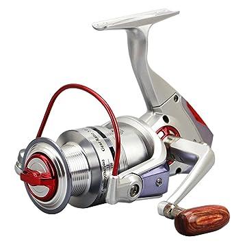Amazon.com: XICHENGSHIDAI - Carrete de pesca con alarma ...