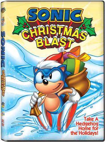 Sonic Christmas.Amazon Com Sonic Christmas Blast Jaleel White Movies Tv