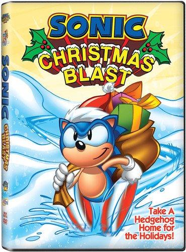 Sonic Underground: Sonic Christmas Blast Jaleel White Emory Myrick John Grusd Dick Sebast NCircle Entertainment