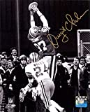 "San Francisco 49ers Dwight Clark Autograph, 8x10 Photo Of ""The Catch"" Jan. 10, 1982"