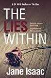 DI Will Jackman 3: The Lies Within. Shocking. Page-Turning. Crime Thriller with DI Will Jackman (The DI Will Jackman series)