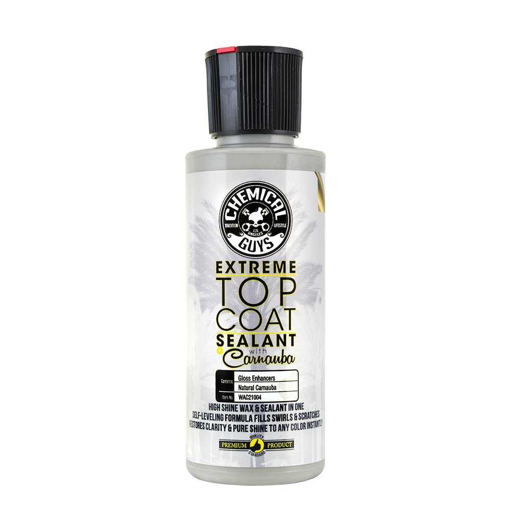 Chemical Guys WAC21004 Extreme Top Coat Sealant, 4 fl. oz