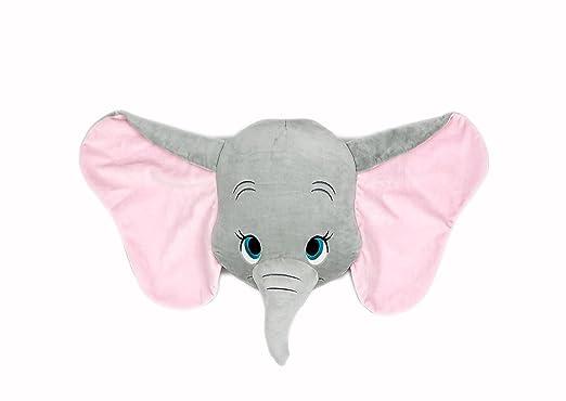 Disney Dumbo Cara de la Fortuna - Cojín Dumbo Plush Pillow ...