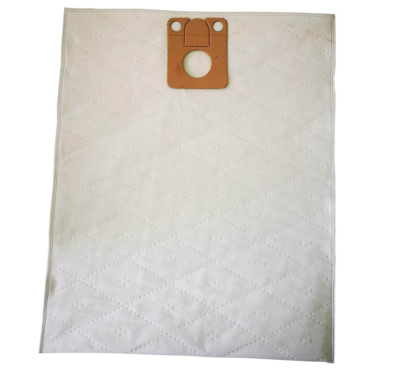 Acquisto NI01 5 sacchetti in tessuto per aspirapolvere Nilfisk compatibile al codice originale 82367820 per VP300 Series, Saltix 10,GD 1000 Series garantiti S&G group Prezzo offerta
