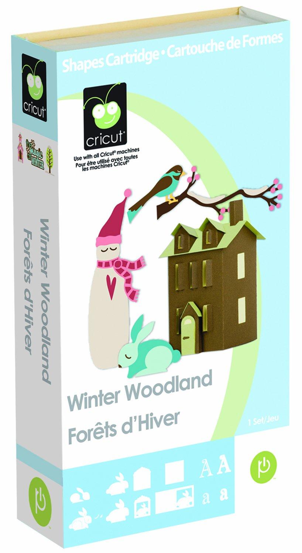 Cricut Winter Wonderland Cartridge