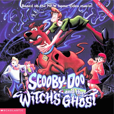 Scooby Doo And The Witch S Ghost Scooby Doo Video Tie Ins Amazon Co Uk Herman Gail 0007728433363 Books