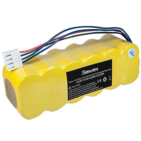 Akku-King 20112213 accesorio y suministro de vacío Robot vacuum Batería - Accesorio para aspiradora