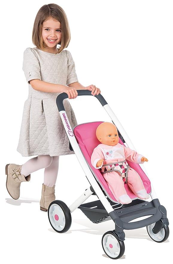 Amazon.es: Bebé Confort Combi Silla y capazo Smoby 253196: Juguetes y juegos