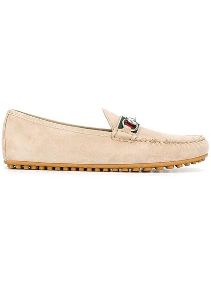 GUCCI - Mocasines Hombre, beige (beige), 40: Amazon.es: Zapatos y complementos