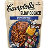 Campbell's Slow Cooker Sauces Southern BBQ, 12 oz. Pouch