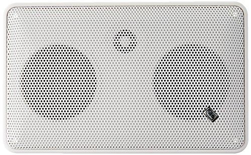 (Poly-Planar MA-5500 10x6 3-Way Rect. Platinum Ser. 140W,)