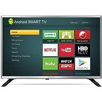 Sensex 102 cm (40 Inches) Full HD Smart LED TV SV-40 (Silver) (2019 Model)