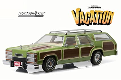 Amazon Com National Lampoon S Vacation Family Truckster Wagon