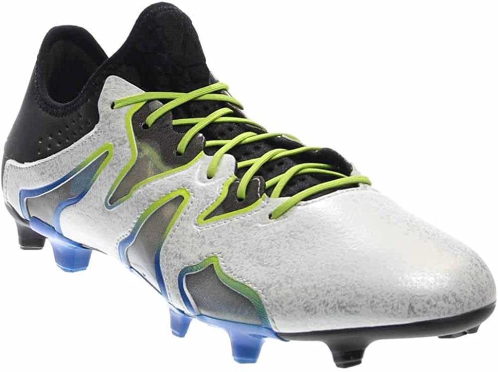 Adidas Soccer X 15+ SL FirmArtificial Ground Cleats mens soccer shoes AF4693