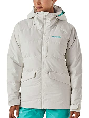 47f964a54 Snow Jacket Women Patagonia Pipe Down Jacket: Amazon.co.uk: Sports ...