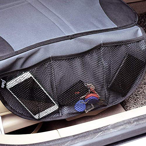Ohuhu 2-Pack Baby Child Car Auto Carseat Seat Protector Cover Dog Mat Vehicle Cover With Organizer by Ohuhu (Image #4)