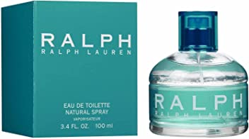 Ralph by Ralph Lauren for Women, Eau De Toilette Natural Spray, 3.4 Ounce