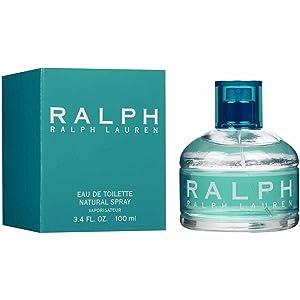 Ralph by Ralph Lauren for Women, Eau De Toilette Natural Spray, 3.4 Fl Oz