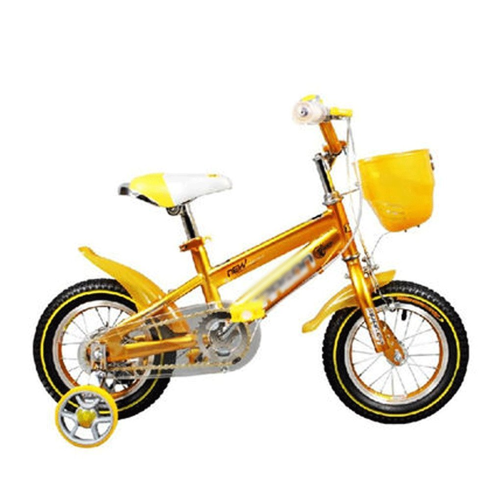 DUWEN Boy Mountain Bike 3 4 5 Anni Tyrant oro