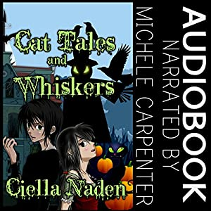 Cat Tales and Whiskers Audiobook