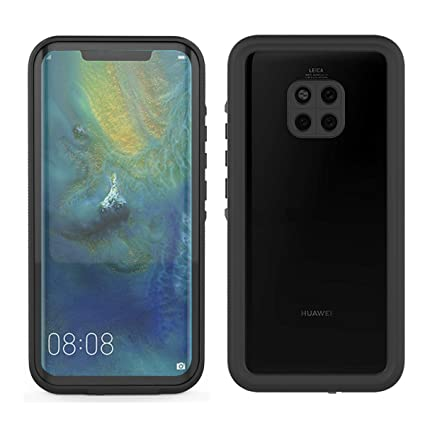 official photos f4fad 8d313 Amazon.com: LifeePro Huawei Mate 20 Pro Waterproof Case, IP68 ...