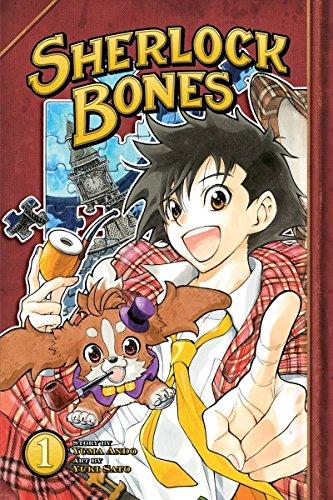 Sherlock Bones 1 (Bones Sherlock)