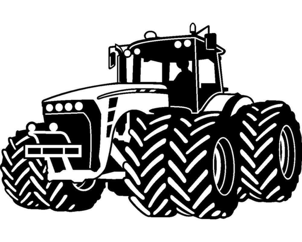 Faszinierend Wandtattoo Trecker Beste Wahl Traktor Kinderzimmer Spielzimmer In 9 Größen Und
