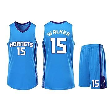 No. Juego de 15 Camisetas de Baloncesto Estilo Retro Kemba Walker ...