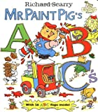 Mr. Paint Pig's ABC, Richard Scarry, 0375802908