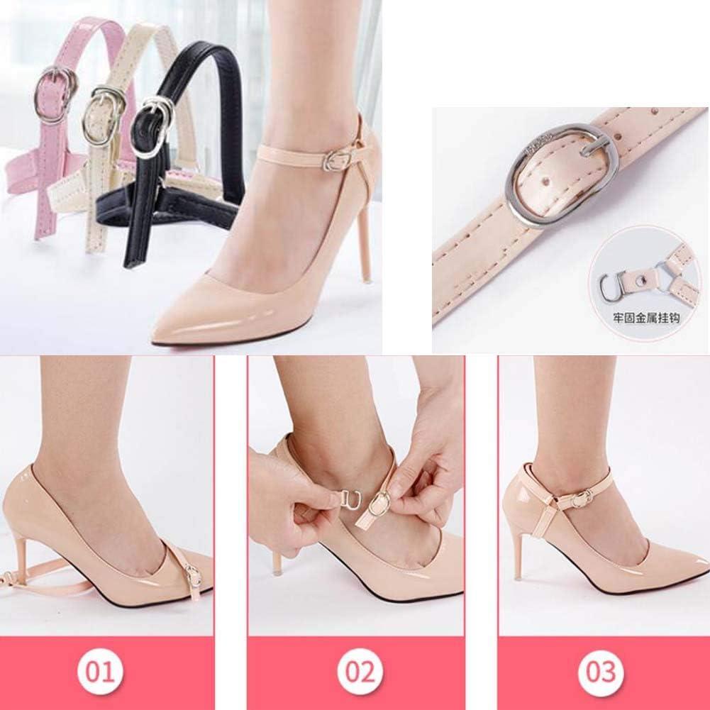 Cinturini alla caviglia attaccabili per tacchi alti