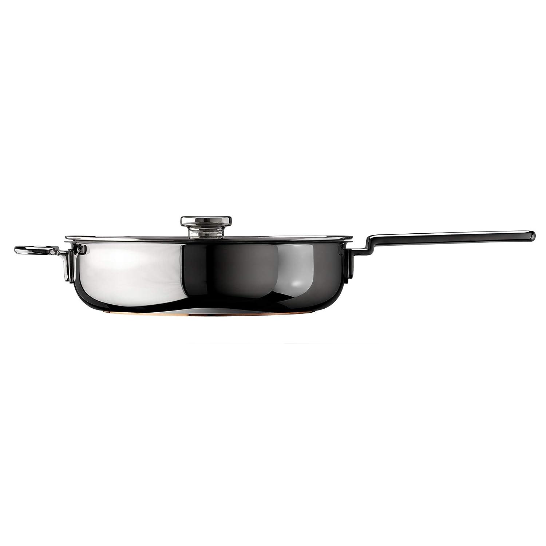 Robert Welch Campden Cookware Non-Stick Saute Pan, 4.3L