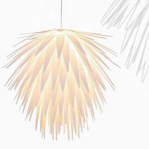 Suspension Grinder au design contemporain idéal pour votre séjour - Luminaire suspension chambre à coucher originale