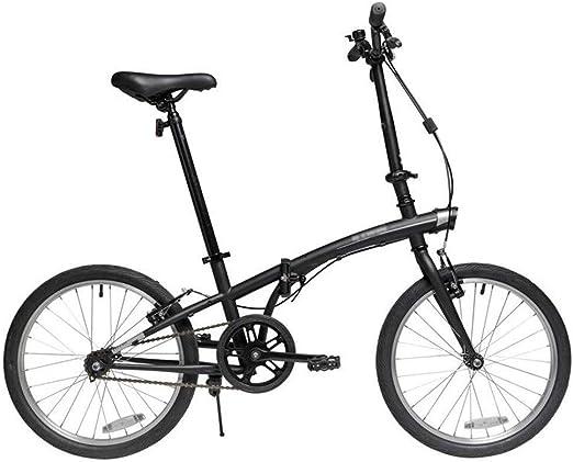Paseo Bicicleta Plegable 20 Hombres Mujeres Pulgadas Y Luz del ...