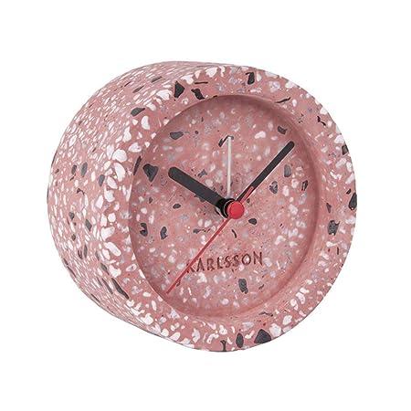 Yxx max *Reloj de Mesa Reloj de Escritorio Reloj analógico de ...