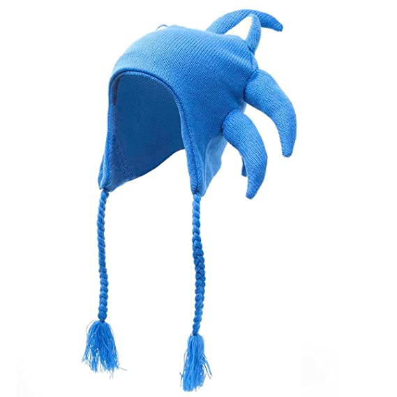 Sonic the Hedgehog Sonic Beanie Hat  Amazon.co.uk  Toys   Games 3a5db87a594
