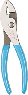product image for Channellock 6-1/2 in. Carbon Steel Slip Joint Pliers Blue 1 pk