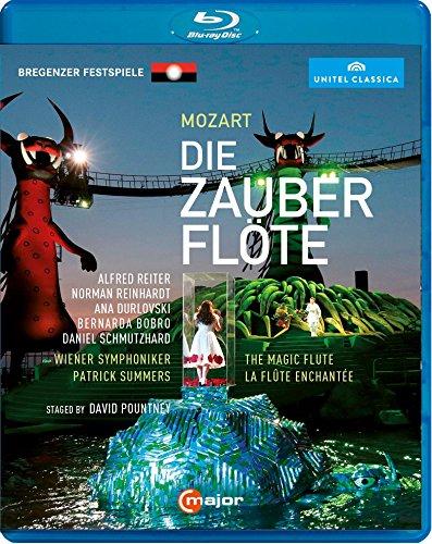 Patrick Summers - Magic Flute (Blu-ray)