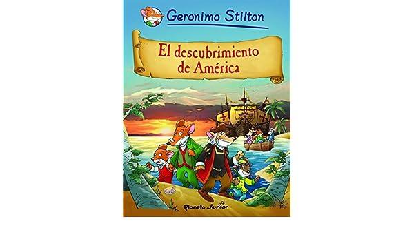 Amazon.com: El descubrimiento de América: Cómic Geronimo ...