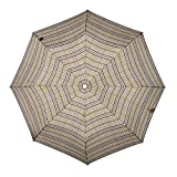 Knirps 878-539 T2 Duomatic Umbrella, One Size (Check Tan) Review