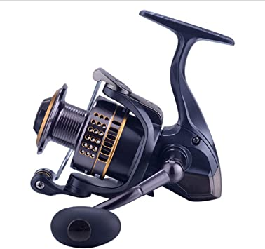 Fansport Fishing Reel Tipos Variados Metal Spinning Reel ...