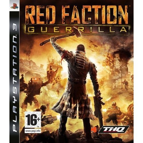 Third Party - Red faction: Guerilla Occasion [ PS3 ] - 4005209112802